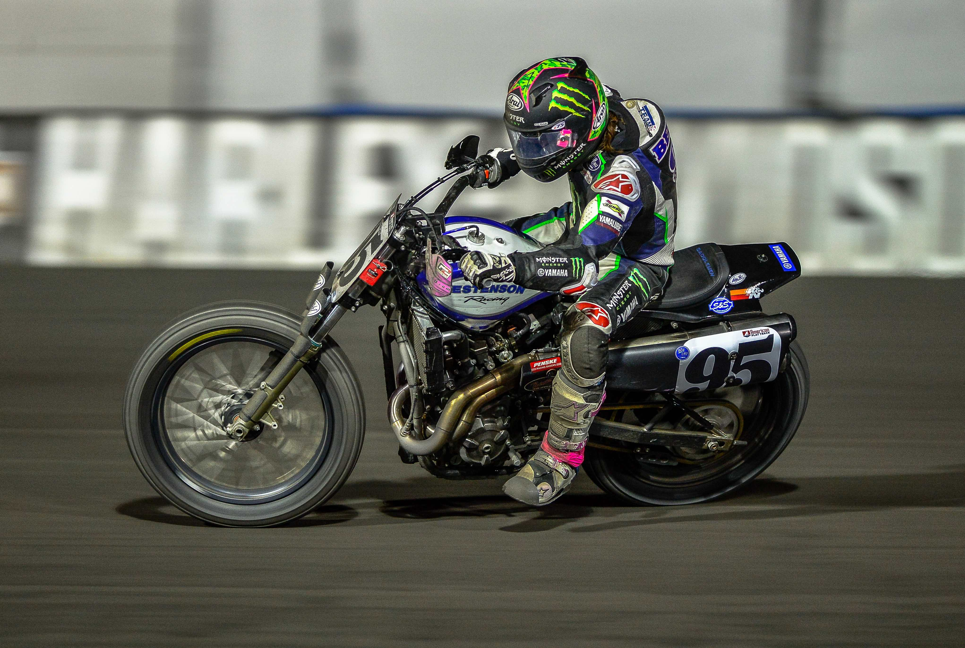 American Flat Track News - The AFT Interview: Tim Estenson