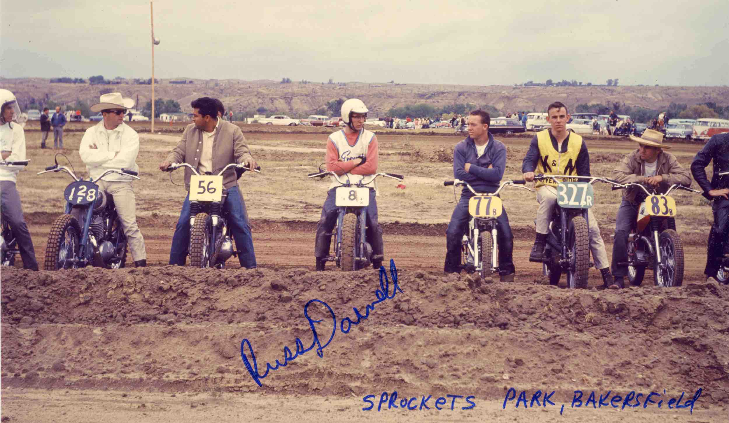 American Flat Track News - AFT Retro File: Malcolm Smith\'s Dirt ...