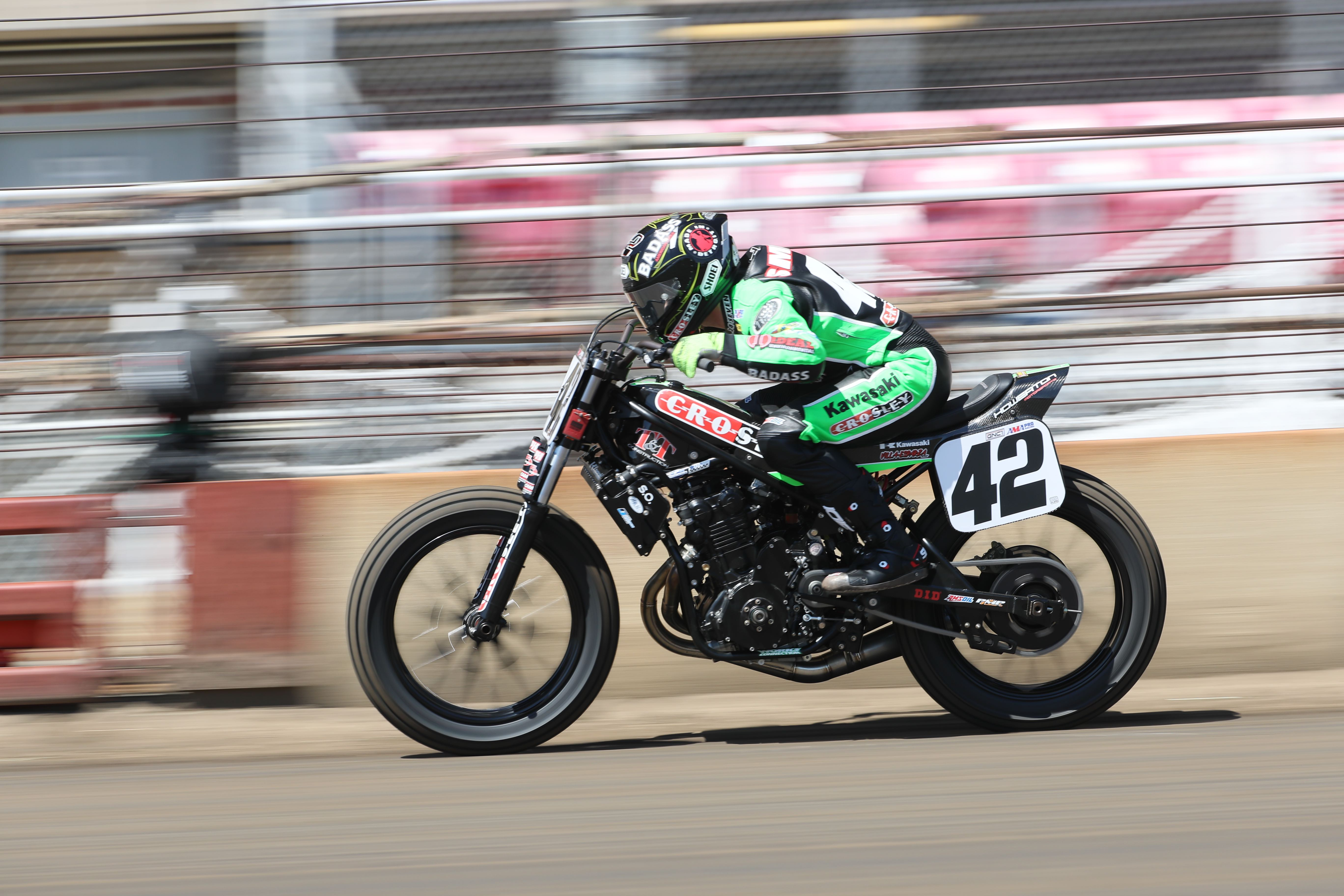 American Flat Track News - Howerton, Smith and Crosley Reunite for 2019