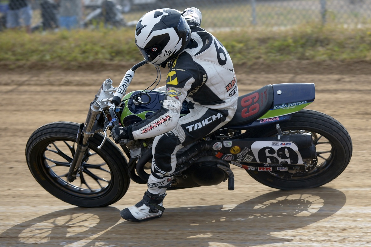 American Flat Track Twins Kawasaki