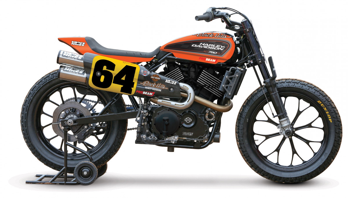 American Flat Track News - Black Hills Harley-Davidson Goes Big in